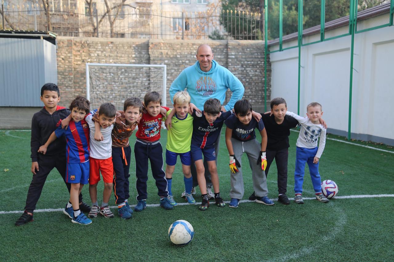atelier football ecole