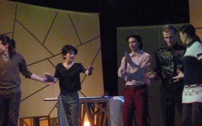 Sortie au théâtre de la Jeunesse