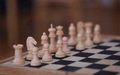 Tournoi d'échecs de l'école en images