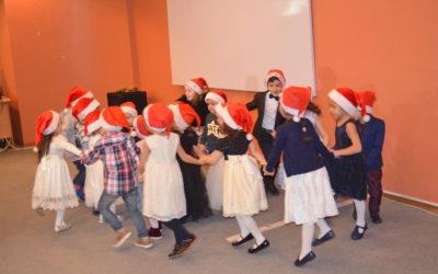 Un magnifique spectacle de Noël !