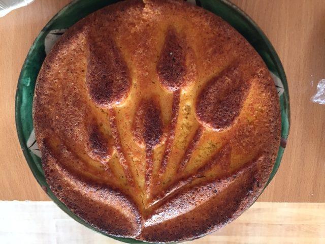 Le gâteau aux carottes