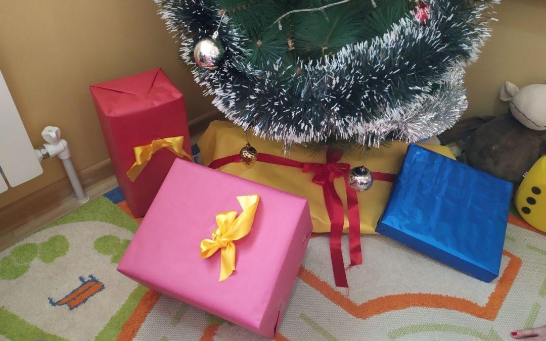 Des cadeaux pour la classe