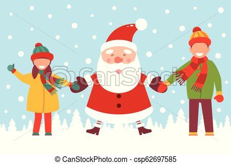Le Père Noël est enrhumé